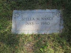 Stella M Nance