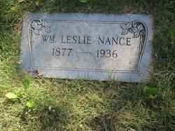 William Leslie Nance