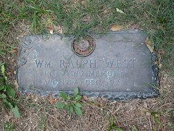 William Ralph West