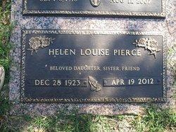 Helen Louise Pierce