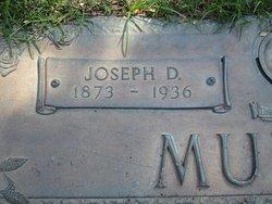 Joseph D Murray