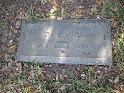 Ida B Hill