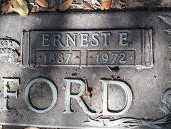 Ernest E Crawford