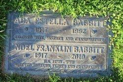 Noel Franklin Babbitt