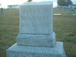 "Margaret Mary ""Maggie"" <I>Bitts</I> Rotter"