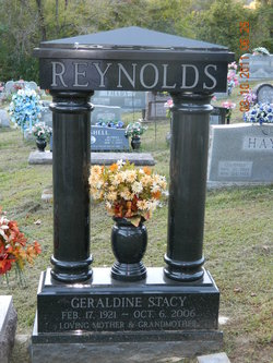 Geraldine <I>Stacy</I> Reynolds