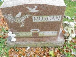 Vicki <I>Eastman</I> Morgan