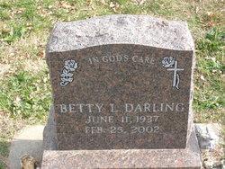 Betty L Darling