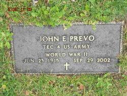 John Edward Prevo