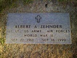 Albert Antone Zehnder