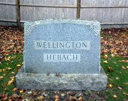 Grace Mabell <I>Clinkard</I> Wellington