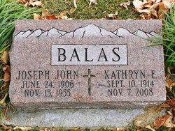 Kathryn E Balas