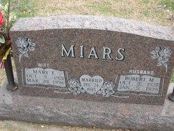 Mary F Miars