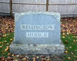 Grace M. <I>Wellington</I> Hebach