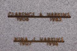 Clarence A Harkins