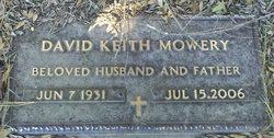 David Keith Mowery