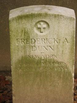 Capt Frederick A. Dunn