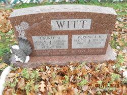 Veronica M <I>Larkin</I> Witt