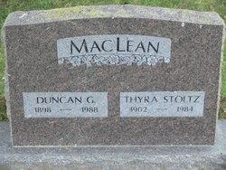 Thyra Stoltz MacLean