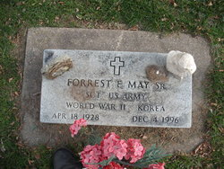 Forrest E May, Sr
