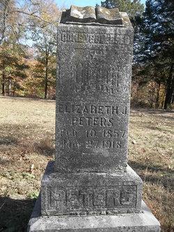 Elizabeth J Peters