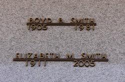 "Elizabeth ""May"" <I>Wentworth</I> Smith"