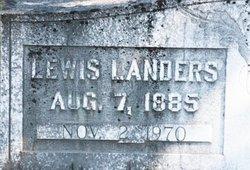 Lewis Landers
