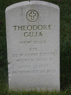 Corp Theodore Guja