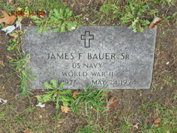 James F Bauer, Sr