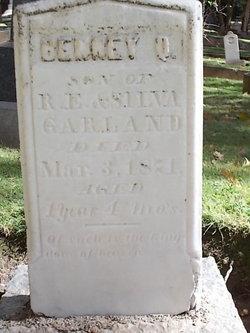 Benny Q Garland