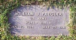 William J Pregler