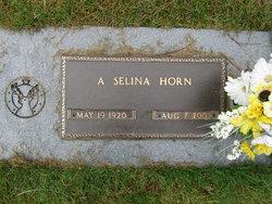 A Selina Horn