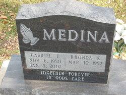 Rhonda K Medina
