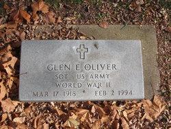Glen E Oliver