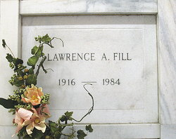 Lawrence A. Fill