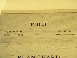 Anna L Philp