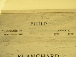 George W Philp