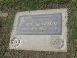 Jenevlia F. Parker