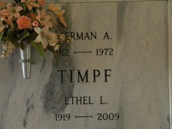 Ethel Lillian <I>Somers</I> Timpf