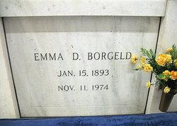 Emma D. Borgeld