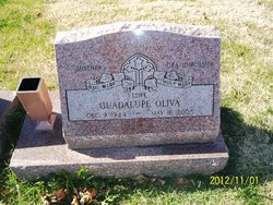 Guadalupe Oliva