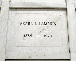 Pearl Leona <I>Dewey</I> Lampkin
