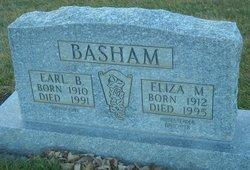 Eliza M Basham