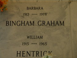 William Hentrick