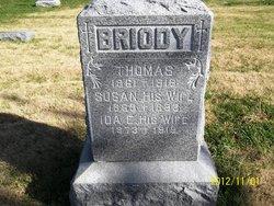 Ida Ellen <I>Davis</I> Briody