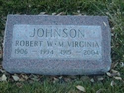 Robert W Johnson