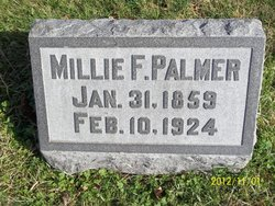 Millie F Palmer