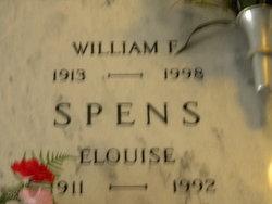 William F Spens
