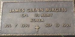 James Glenn Burgess