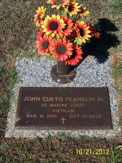 John Curtis Franklin, Sr